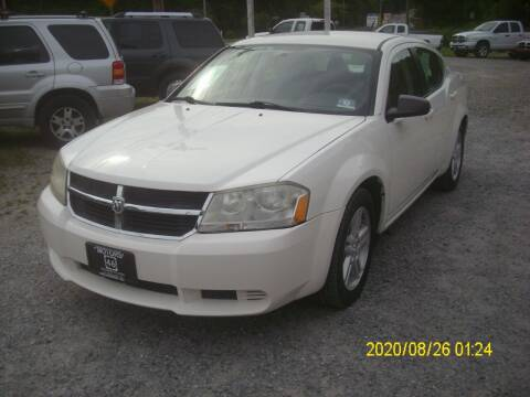2008 Dodge Avenger for sale at Motors 46 in Belvidere NJ