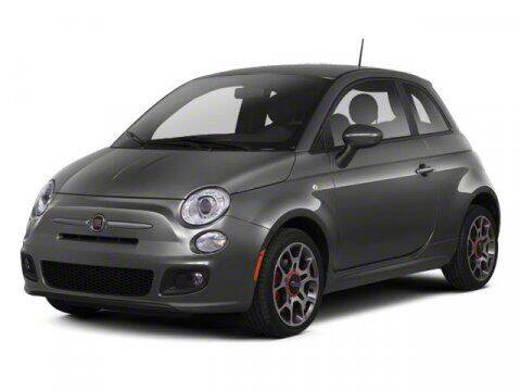 2012 FIAT 500 for sale at Vogue Motor Company Inc in Saint Louis MO