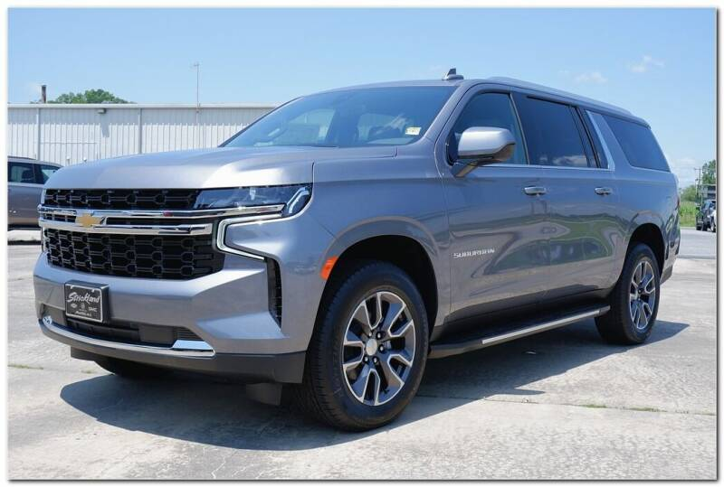 2021 Chevrolet Suburban for sale at STRICKLAND AUTO GROUP INC in Ahoskie NC