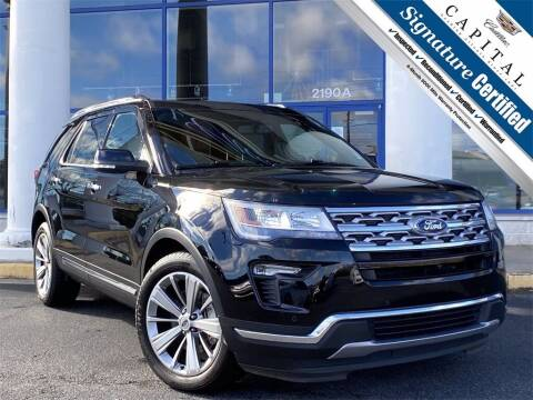 2018 Ford Explorer for sale at Southern Auto Solutions - Capital Cadillac in Marietta GA