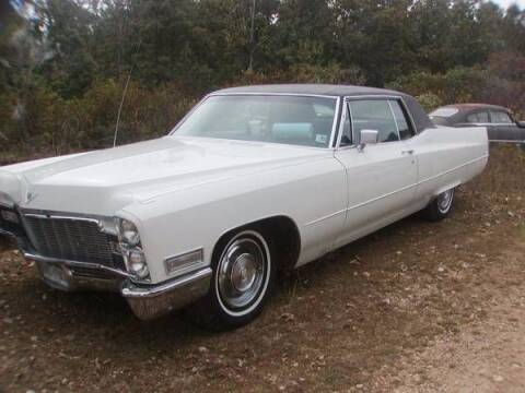 1968 Cadillac DeVille for sale at Haggle Me Classics in Hobart IN