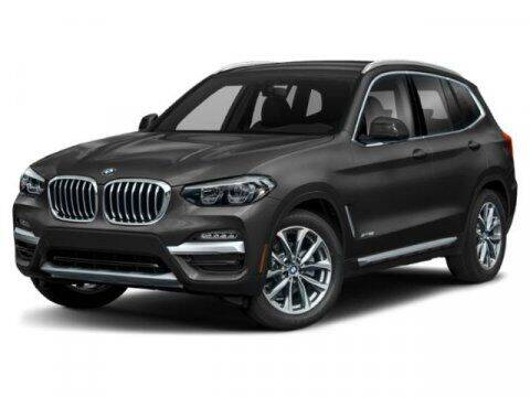 2020 BMW X3 for sale at HILAND TOYOTA in Moline IL