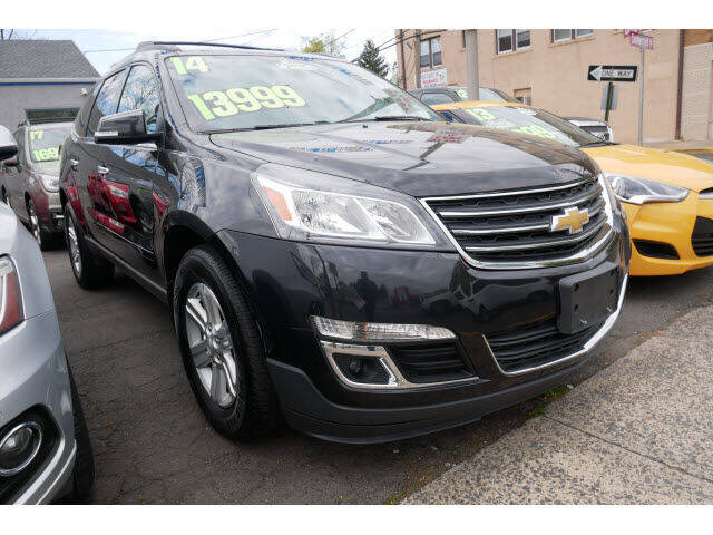 2014 Chevrolet Traverse for sale at M & R Auto Sales INC. in North Plainfield NJ