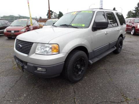 2004 Ford Expedition for sale at Gold Key Motors in Centralia WA
