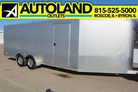 2016 Aluma 24 for sale at AutoLand Outlets Inc in Roscoe IL