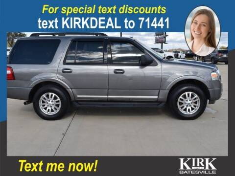 2011 Ford Expedition for sale at Kirk Brothers Batesville in Batesville MS