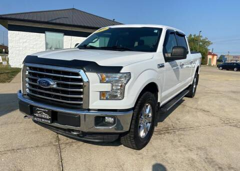 2016 Ford F-150 for sale at Auto House of Bloomington in Bloomington IL