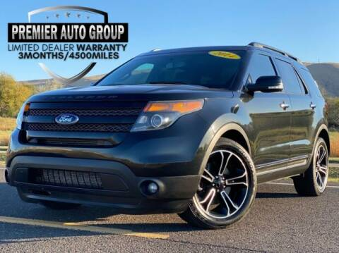 2014 Ford Explorer for sale at Premier Auto Group in Union Gap WA