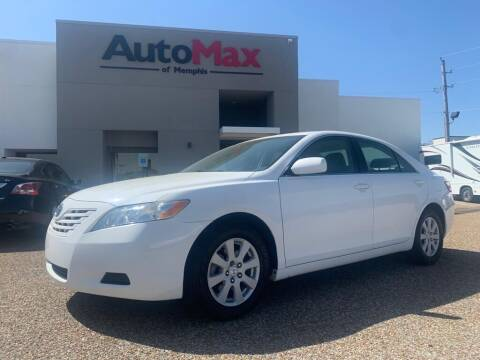 2007 Toyota Camry for sale at AutoMax of Memphis - V Brothers in Memphis TN