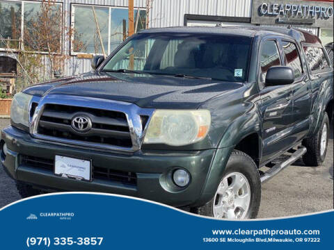 2010 Toyota Tacoma for sale at CLEARPATHPRO AUTO in Milwaukie OR