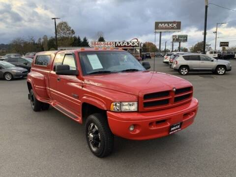 1999 Dodge Ram Pickup 3500 for sale at Maxx Autos Plus in Puyallup WA