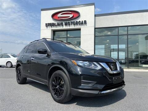 2017 Nissan Rogue for sale at Sterling Motorcar in Ephrata PA