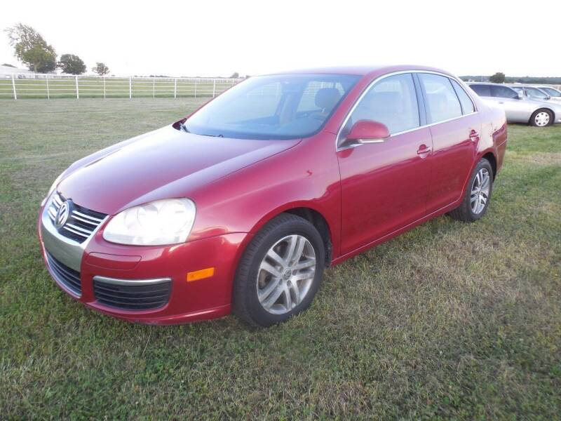 2006 Volkswagen Jetta for sale at Liberty Truck Sales in Mounds OK