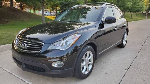 2010 Infiniti EX35 for sale at Western Star Auto Sales in Chicago IL