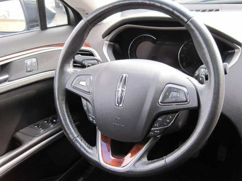 2013 Lincoln MKZ AWD V6 4dr Sedan - Bountiful UT