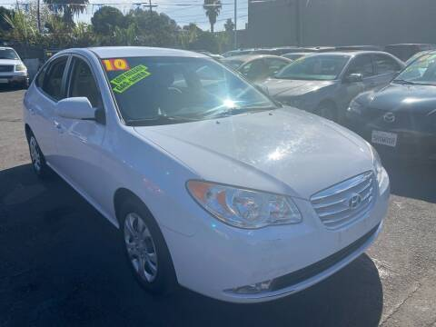 2010 Hyundai Elantra for sale at North County Auto in Oceanside CA