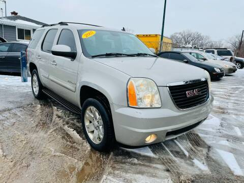 2007 GMC Yukon for sale at I57 Group Auto Sales in Country Club Hills IL