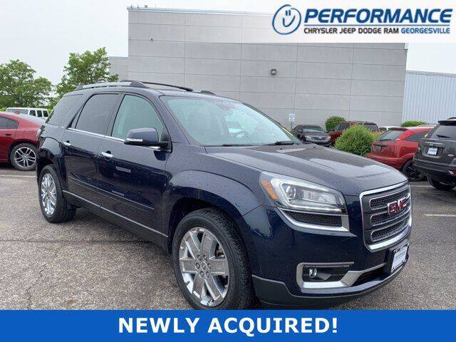 2017 GMC Acadia Limited for sale in Columbus, OH