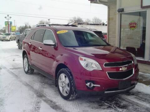 2012 Chevrolet Equinox for sale at G & L Auto Sales Inc in Roseville MI