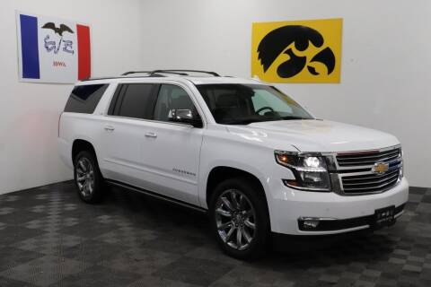2016 Chevrolet Suburban for sale at Carousel Auto Group in Iowa City IA