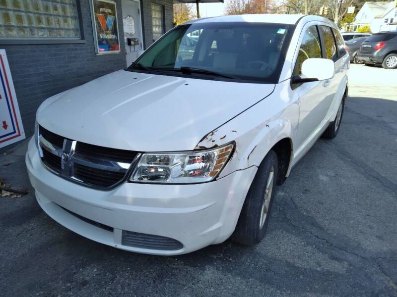 2009 Dodge Journey for sale at D & D All American Auto Sales in Mt Clemens MI