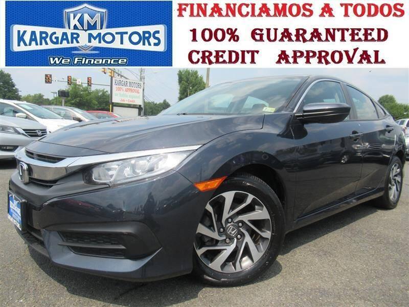 2018 Honda Civic for sale in Manassas, VA