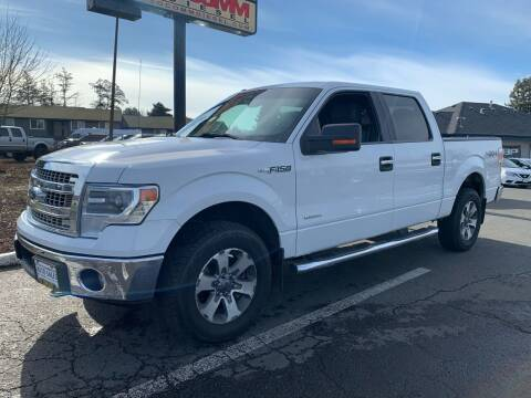 2014 Ford F-150 for sale at South Commercial Auto Sales in Salem OR
