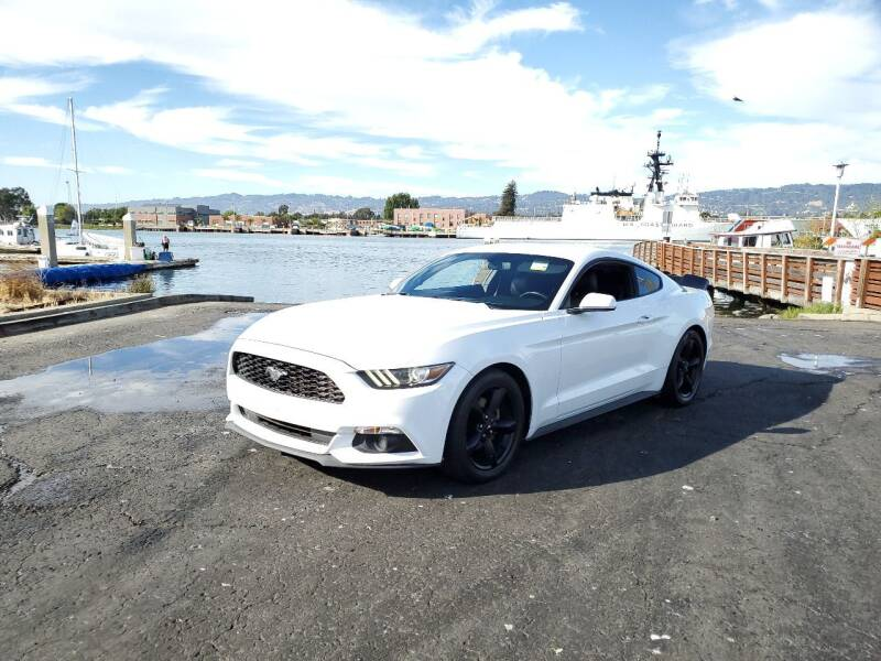 2015 Ford Mustang for sale at Imports Auto Sales & Service in San Leandro CA