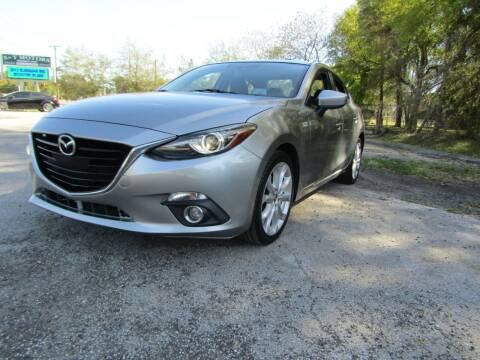 2015 Mazda MAZDA3 for sale at S & T Motors in Hernando FL