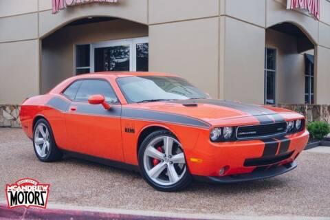 2008 Dodge Challenger for sale at Mcandrew Motors in Arlington TX