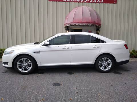 2014 Ford Taurus for sale at Bethlehem Auto Sales LLC in Hickory NC