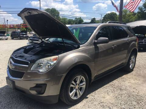 2010 Chevrolet Equinox for sale at Antique Motors in Plymouth IN