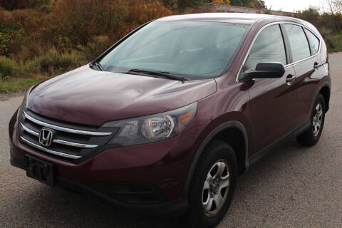 2013 Honda CR-V for sale at Imotobank in Walpole MA