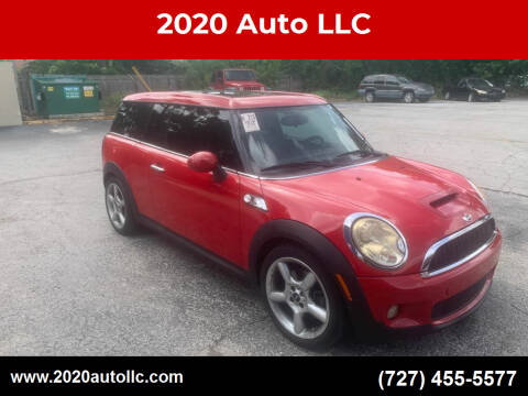 2010 MINI Cooper Clubman for sale at 2020 AUTO LLC in Clearwater FL