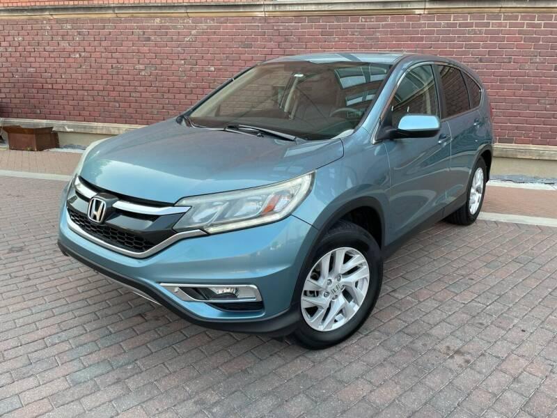 2015 Honda CR-V for sale at Euroasian Auto Inc in Wichita KS