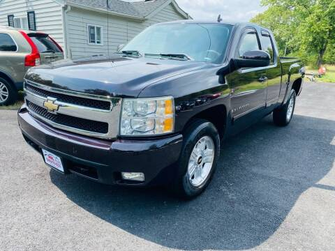 2008 Chevrolet Silverado 1500 for sale at MBL Auto Woodford in Woodford VA