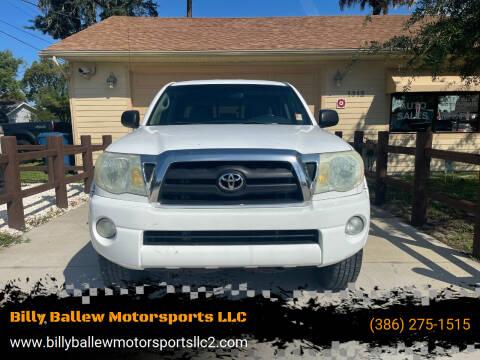2005 Toyota Tacoma for sale at Billy Ballew Motorsports LLC in Daytona Beach FL