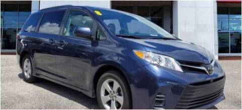 2018 Toyota Sienna for sale at Seewald Cars in Brooklyn NY
