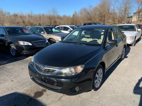 2008 Subaru Impreza for sale at Best Buy Auto Sales in Murphysboro IL
