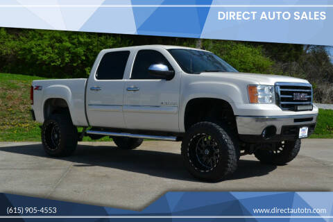 2013 GMC Sierra 1500 for sale at Direct Auto Sales in Franklin TN