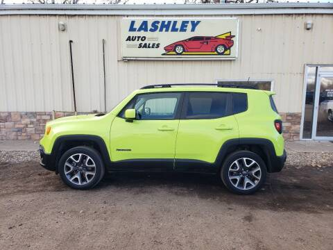 2018 Jeep Renegade for sale at Lashley Auto Sales in Mitchell NE