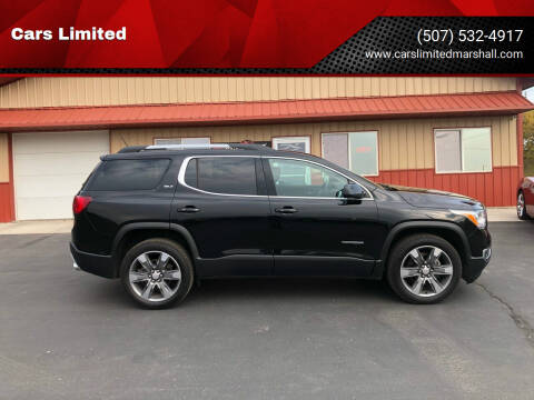 2018 GMC Acadia for sale at Cars Limited in Marshall MN