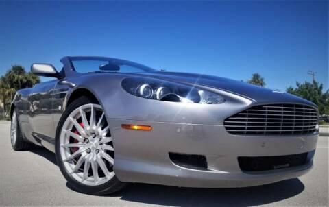 2008 Aston Martin DB9 for sale at Progressive Motors in Pompano Beach FL