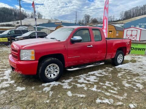 2007 Chevrolet Silverado 1500 for sale at ABINGDON AUTOMART LLC in Abingdon VA