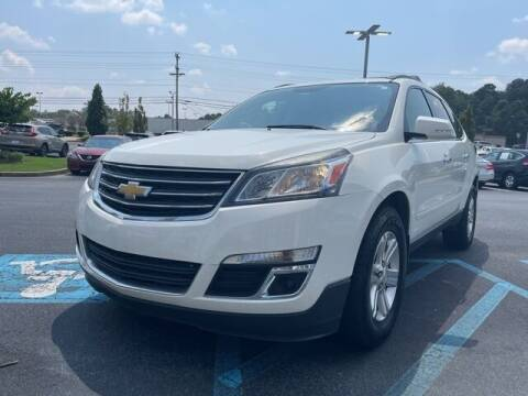 2014 Chevrolet Traverse for sale at Southern Auto Solutions - Lou Sobh Honda in Marietta GA