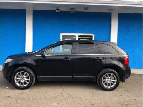 2012 Ford Edge for sale at Khodas Cars in Gilroy CA