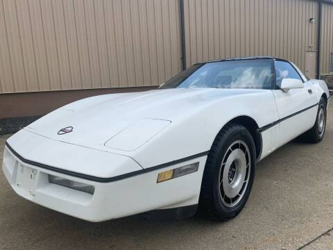 1984 Chevrolet Corvette for sale at Prime Auto Sales in Uniontown OH