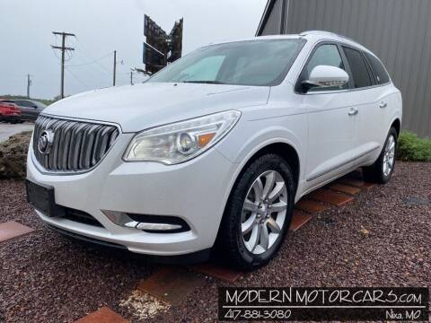 2017 Buick Enclave for sale at Modern Motorcars in Nixa MO