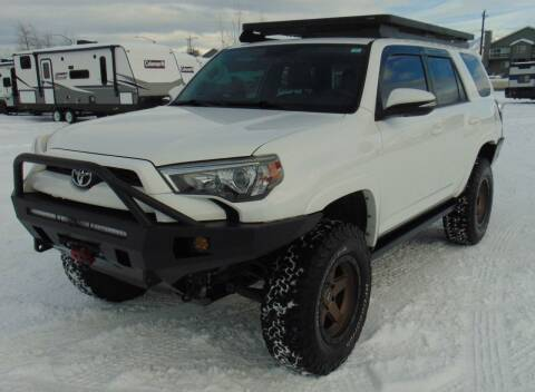 2014 Toyota 4Runner for sale at Dependable Used Cars in Anchorage AK