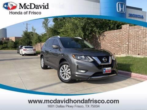 2017 Nissan Rogue for sale at DAVID McDAVID HONDA OF IRVING in Irving TX